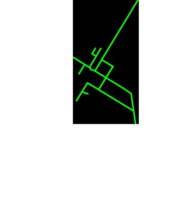 Ten Mile Industrial Site Sewer lines