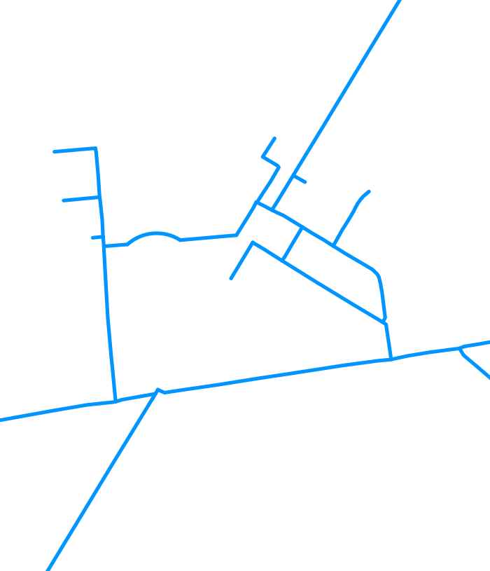 Ten Mile Industrial Site Water lines