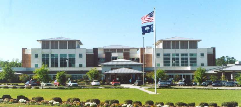 carolinas hospital system-marion