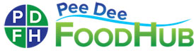 Pee Dee Food Hub logo